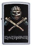 Iron Maiden Zippo Outdoor Indoor Windproof Lighter