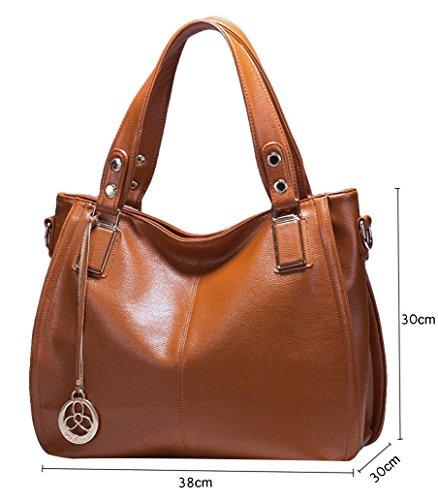 Ladies Earth Bag m929brown Daily Crossbody M866 Women Handbags Ab Casual Shoulder Satchel M929brown 8EnqBOO6