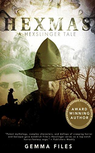 book cover of Hexmas