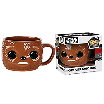 Funko POP Home: Star Wars - Chewbacca Mug: Funko Pop! Home:: Toys & Games