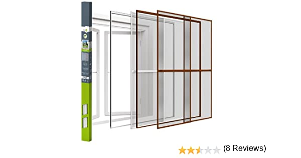 Easy Life - Doble ventana corredera de aluminio 230 x 240 cm ...