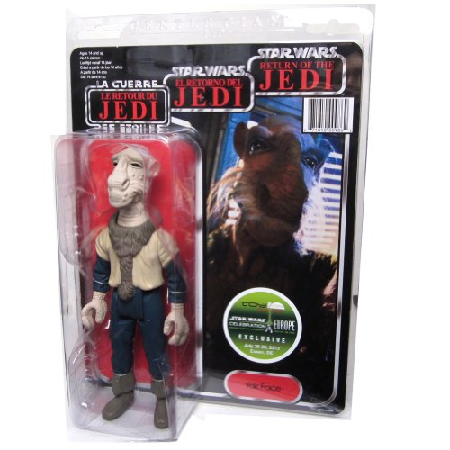 Yak Face Tri Logo Star Wars 12 Inch Scale Kenner Gentle for sale  Delivered anywhere in USA