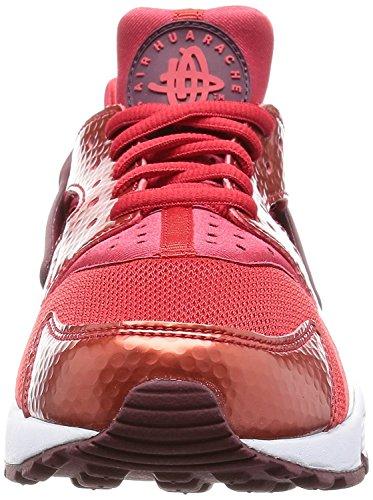Nike , Chaussures de gymnastique pour homme Rouge