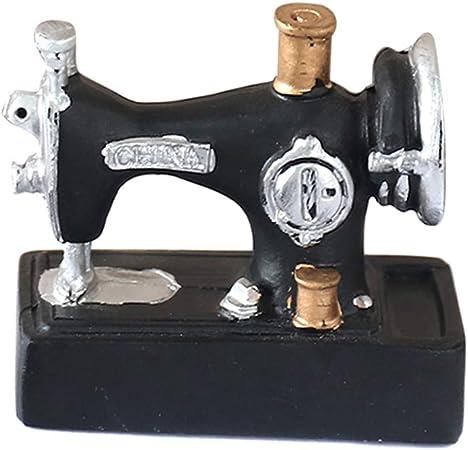 Coomir Mini máquina de Coser Adornos de Resina artesanía de ...
