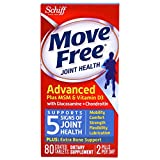 Move Free Advanced Plus MSM and Vitamin D3, 80 tablets – Joint Health Supplement with Glucosamine and Chondroitin (Pack of 3) Review