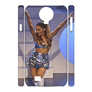 C-EUR Cell phone case Ariana Grande Hard 3D Case For Samsung Galaxy S4 i9500 by icecream design