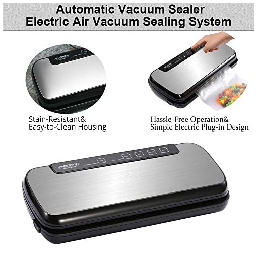 GERYON Automatic Vacuum Sealer Machine