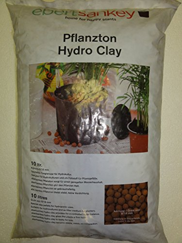 Pflanzton Hydro Clay 6-8mm Qualität von FISKARS (10 Liter)