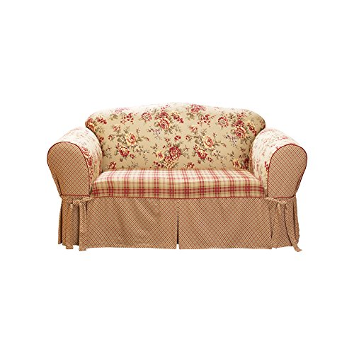 Sure Fit Lexington - Loveseat Slipcover  - Multi (SF28418)