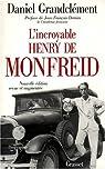L'Incroyable Henry de Monfreid par Grandclément