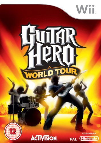 Guitar Hero World Tour – Game Only (Wii)
