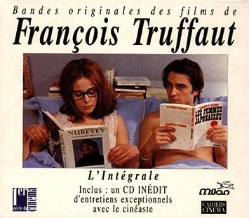 L\'Intégrale François Truffaut : BOF, Original Soundtrack: Amazon.fr ...