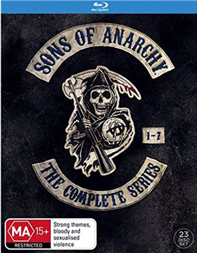 Sons of Anarchy: The Complete Series - Season 1 - 7 [NON-USA Format / Region B Import - Australia]