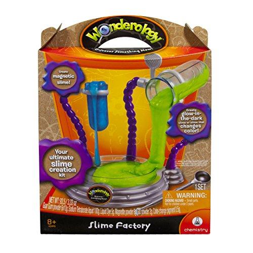 (Wonderology – Science Kit – Slime Factory)