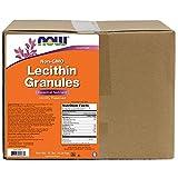 NOW Lecithin Granules (Non-GMO),10-Pound