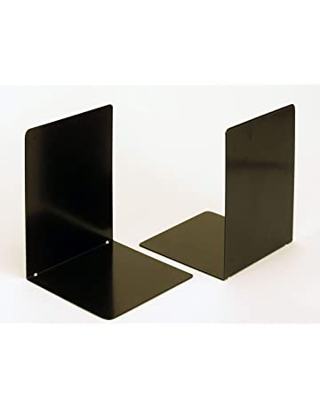 Bookends Office & School Supplies Black/ Green/white Color Iron Creative Books Bookends Bookshelf Simple And Elegant Swan Shape Book Holder