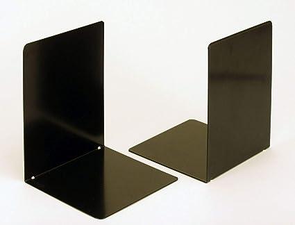 OIC 93340 - Soporte de libros,160 x 120 mm, Negro