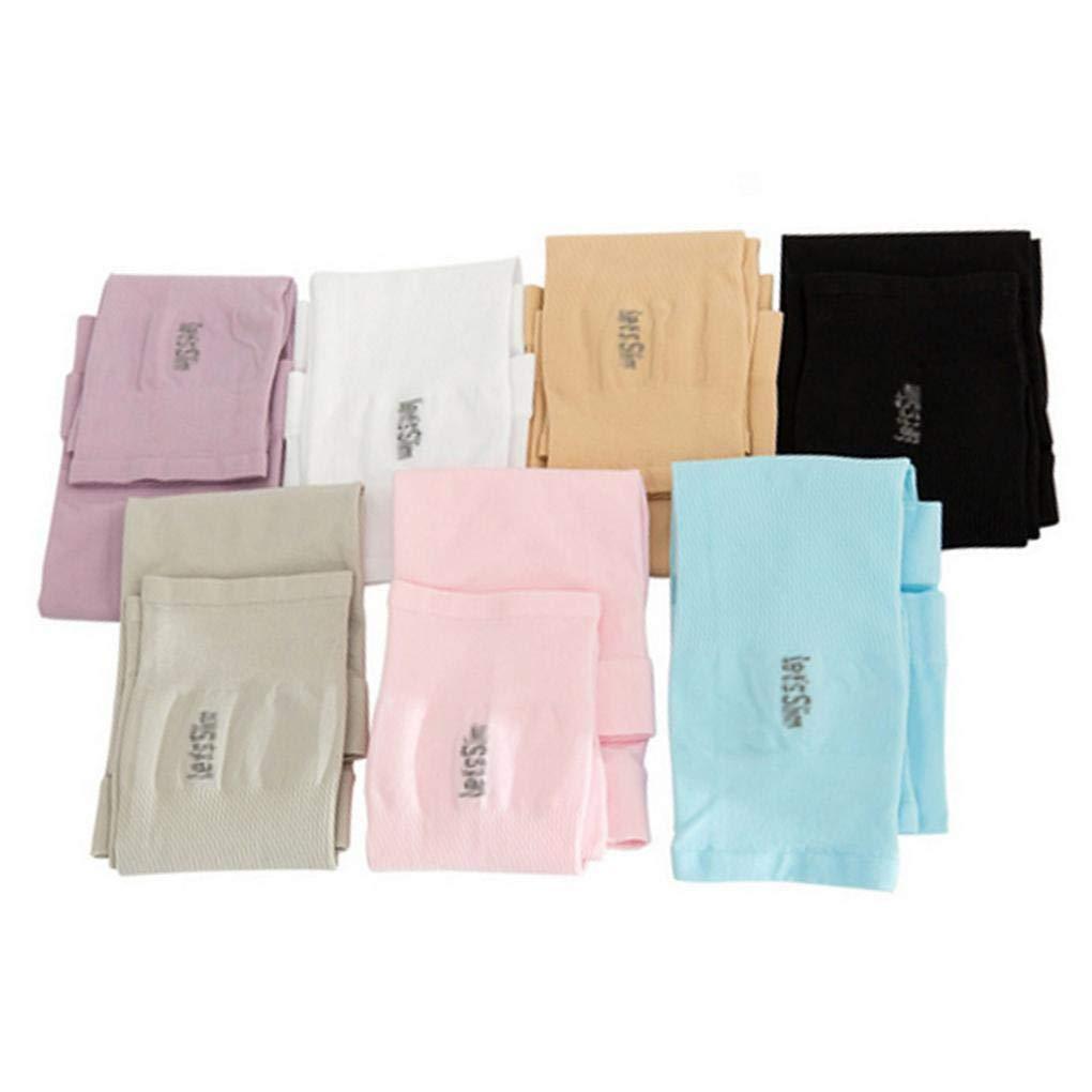 Bontand Unisex UV Schutz K/ühlarm /Ärmel Frauen Lange Arm-Abdeckung Sleeves F/ür M/änner Outdoor Sport Driving