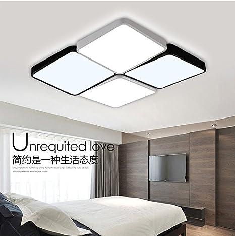 Angelo Lockers lámparas de techo-lámpara techo led Las luces LED de techo sala luz