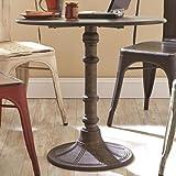 Oswego Round Bistro Table Bronze
