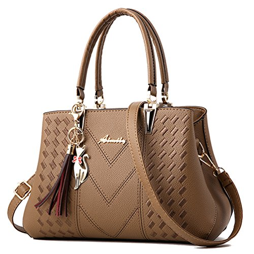 ALARION Womens Purses and Handbags Shoulder Bag Ladies Designer Satchel Messenger Tote Bag