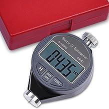 New Digital Shore Durometer Rubber Hardness Tester Meter LCD Display Type D