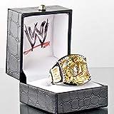 WWE Championship Spinner Women's Ring Gold
