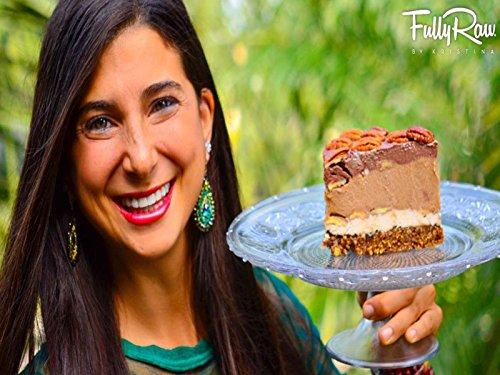 Fully Raw Chocolate Pecan Pie! -