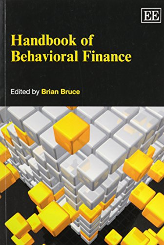 Handbook of Behavioral Finance