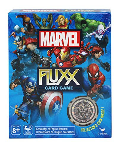 Marvel Fluxx Card Game with Collector's ()