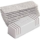 Dahle 95099 Wischer (magnetisch) grau + Ersatzfilze Sparbundle