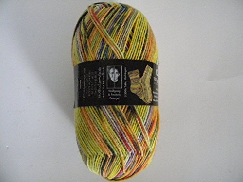 (1 Skein Opal Sock Yarn Hundertwassers #1431 .supply.from:whatnicestuff)