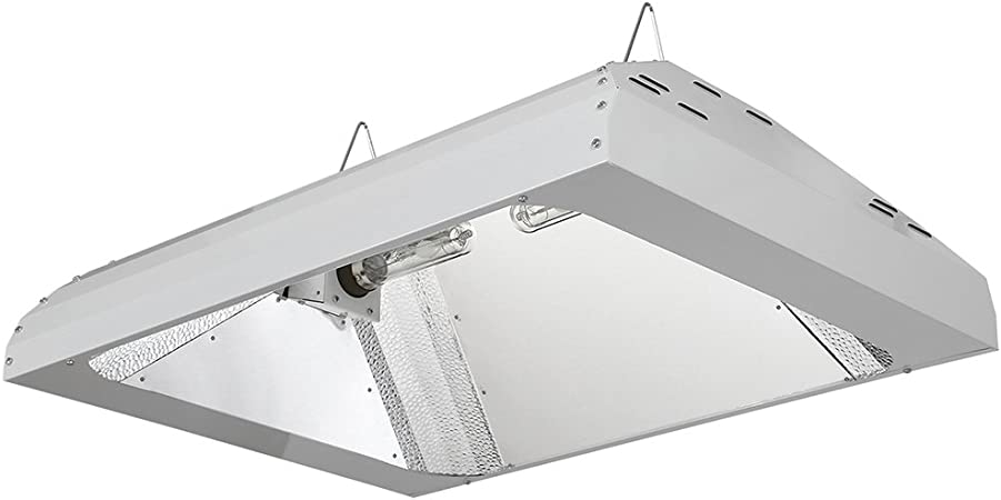 Amazon Com Sun System Grow Lights Lec 630w 120v 3100k Lamps Indoor Grow Light Fixture For Hydroponic And Greenhouse Use Philips Green Power Full Spectrum Cdm Lamps And