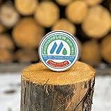 mountainFLOW eco-Wax Rub-On Ski/Snowboard