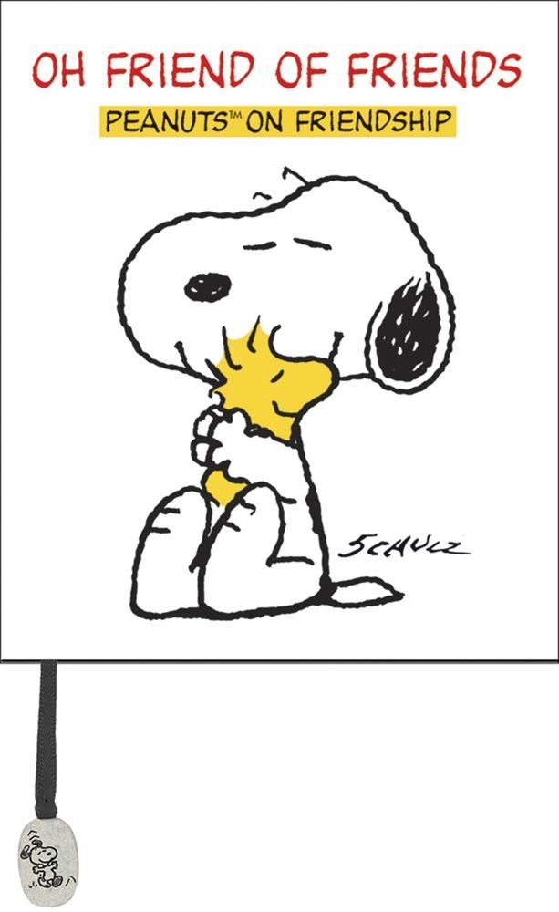 Read Online Oh Friend of Friends: Peanuts on Friendship with Other (Little Books (Andrews & McMeel)) pdf epub