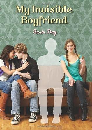 book cover of My Invisible Boyfriend