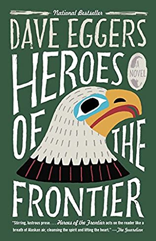 book cover of Heroes of the Frontier