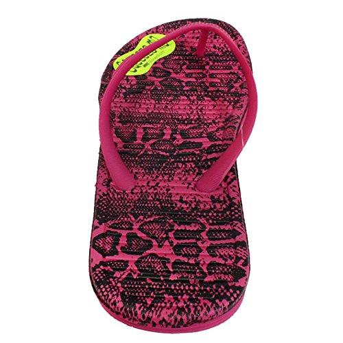 Nike Solarsoft String Ii Print Dames Sport Fuchsia / Bllack
