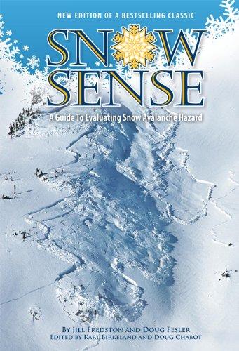 Pdf Travel Snow Sense: A Guide to Evaluating Snow Avalanche Hazard