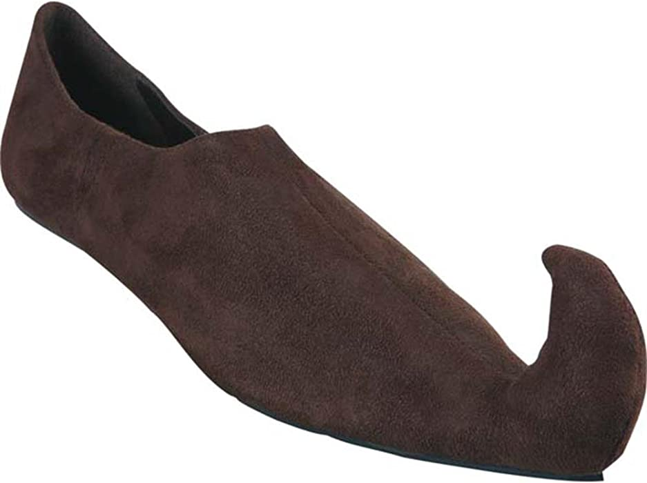 Amazon.com  Women s Brown Renaissance Curved Toe Shoes (Large)  Clothing 30f223dddb