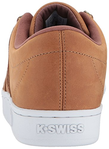 Swiss Classic Brass 88 Antique K White Sneaker Cognac Men's dEqv7Av