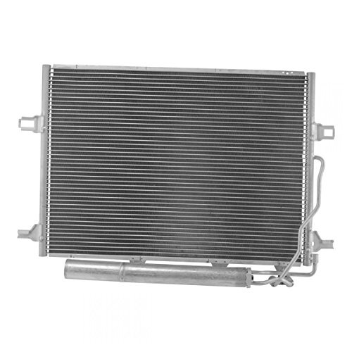 AC Condenser A/C Air Conditioning with Receiver Drier for Mercedes Benz E Class