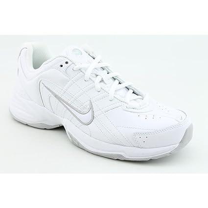 Nike T-lite Viii Chaussures De Course Espadrilles Blanches De La Femme dernière actualisation VgY7c
