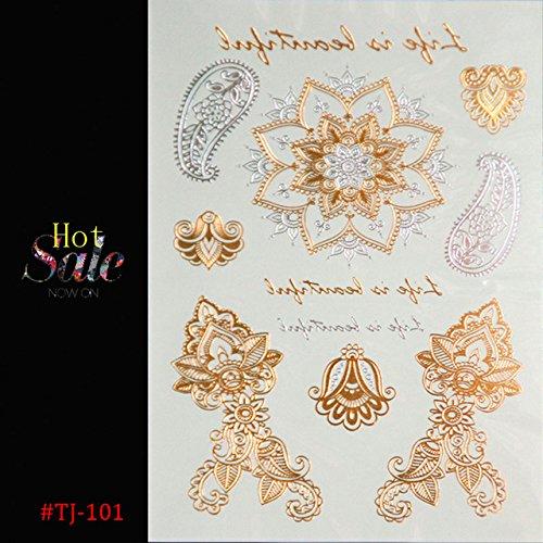 new-body-art-chain-gold-tattoo-temporary-tattoo-tatoo-flash-tattoo-metallic-tattoo-jewelry-body-art-