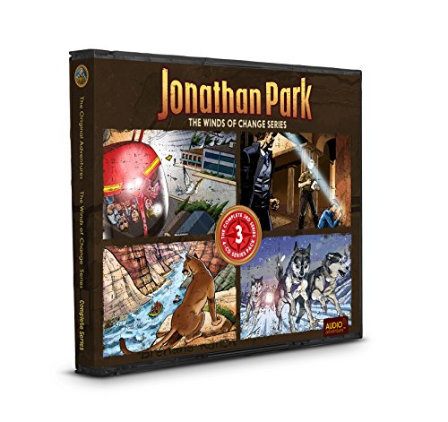 Jonathan Park: The Winds of Change - Series 3