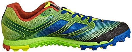 Reebok ALL TERRAIN SUPER Chaussures Running Trail Homme Vert Bleu Jaune REEBOK