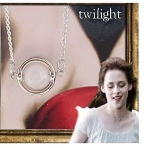 European and American popular Twilight / Bella Bella / Moonstone pendant necklace