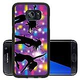 Luxlady Premium Samsung Galaxy S7 Edge Aluminum Backplate Bumper Snap Case IMAGE ID 26162392 dance