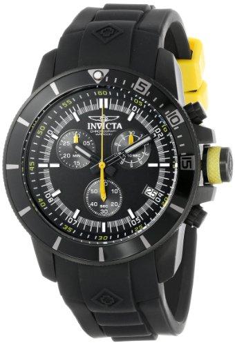 Invicta Men s 11748 Pro Diver Analog Display Swiss Quartz Black Watch