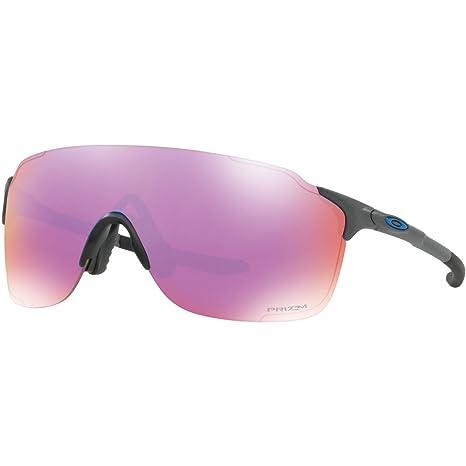 Oakley Evzero Stride Gafas de Sol, Hombre, Gris, 1: Amazon ...